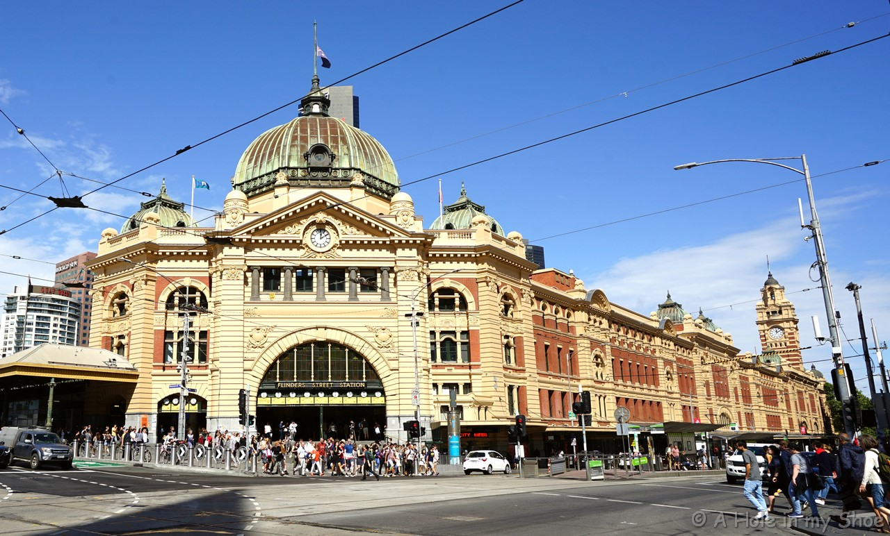 Must see places in Melbourne